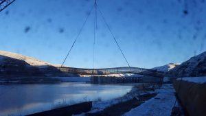 Lower Granite Dam Fish Bypass